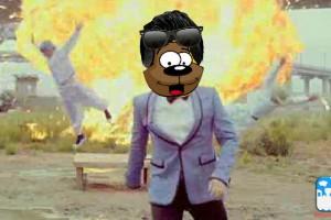 Pou - Gangnam