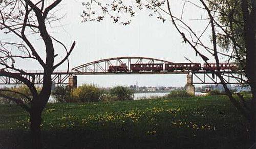 Híd a Bodrog felett