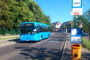 21-es busz a Normafán