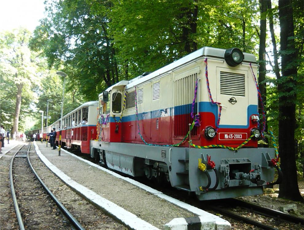 Ballagás - Ballagó vonat (forrás: Indóház)
