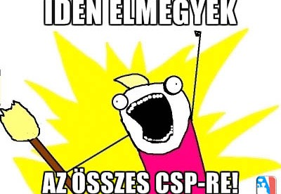Mém gyár - CSP
