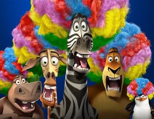 Madagaszkár 3