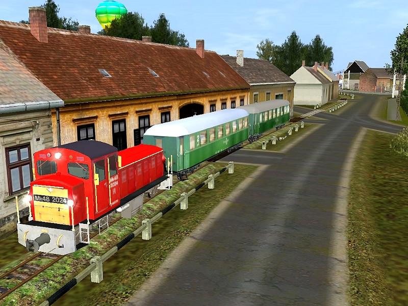 Vasúti szimulátor (forrás: AB studios)