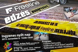 FreeLine edzsés