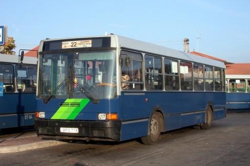 A 22-es busz, Kép forrása: BKK