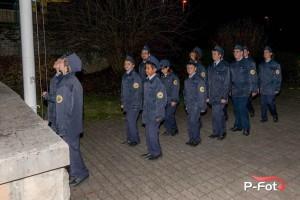 Kisegítők Szolgálata - nap vége Copyright Rigó Tamás, P-Fotó, 2012