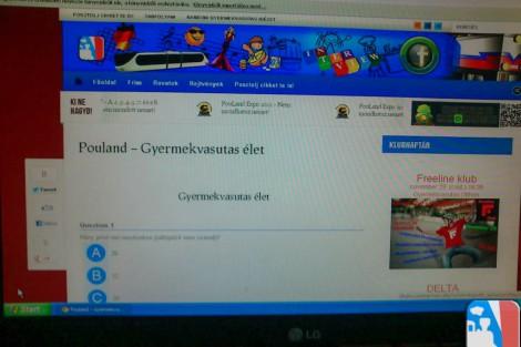 PouLand_EXPO - Hytech - SiHuHu - Gyermekvasutas kvíz