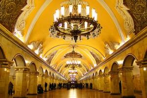 Metró Moszkvában