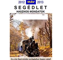 Megjelent a 2013-as Segédlet, mely elérhető az alagútról!