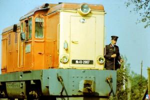 Az Mk45 2007 körüljár Balsán (1989. szeptember 17.)