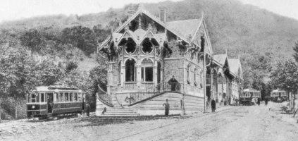 A Zugligeti pavilon