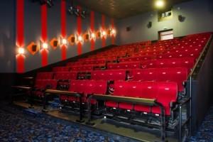 A 4DX mozi nézőtere