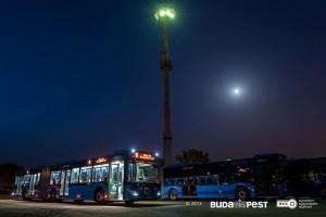 Forgalomba álltak a Mercedes Citaro 2 buszok