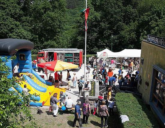 Gyermeknap a Gyermekvasúton 2012.
