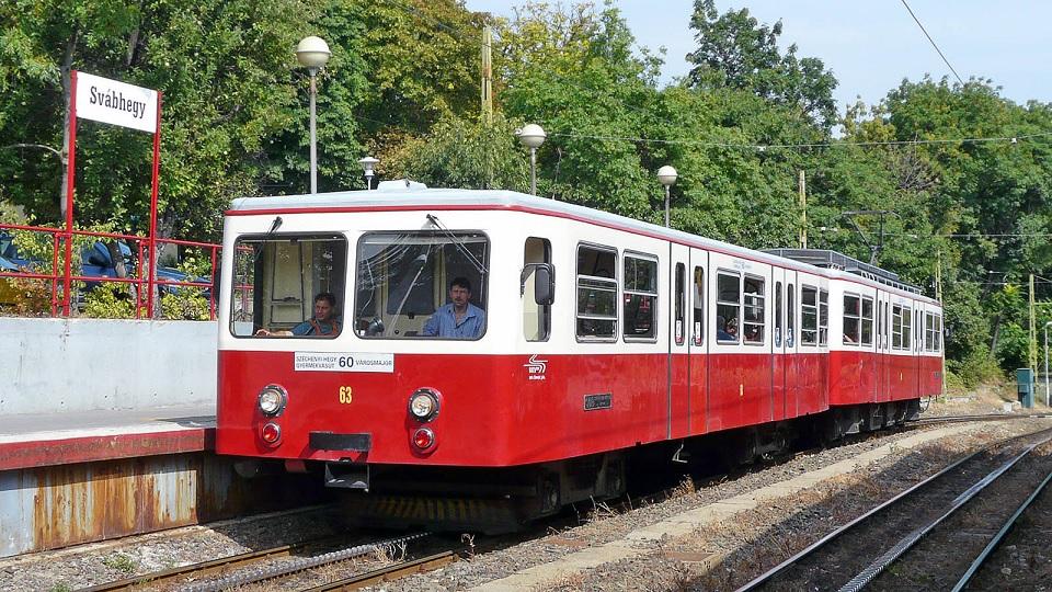 Fogaskerekű vasút (Fotó: Lugosi Albert)