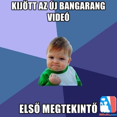Bangarang - videó