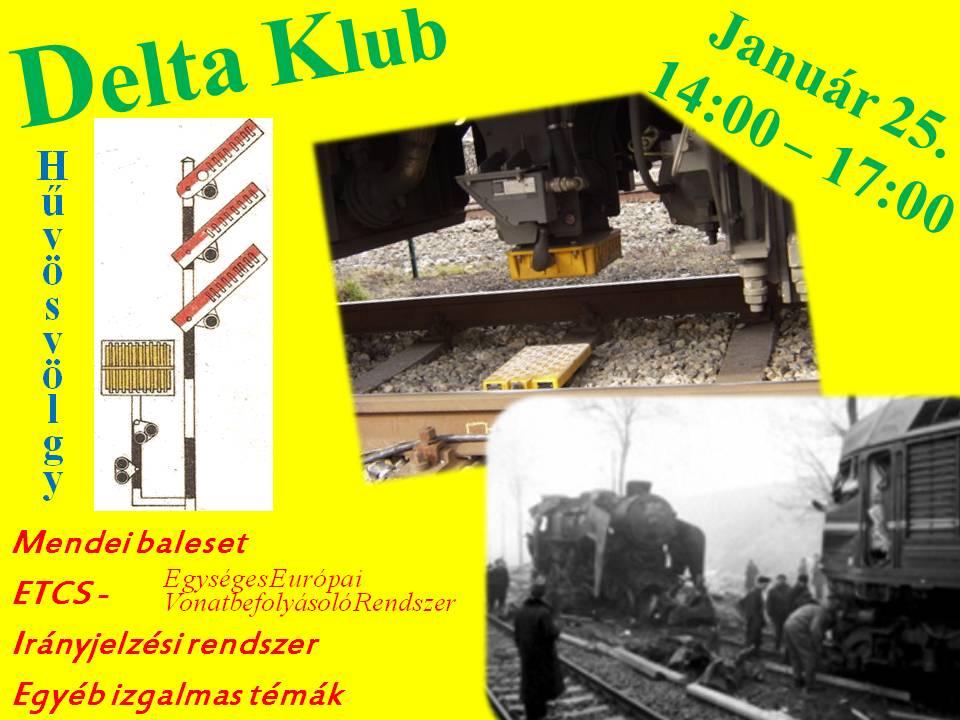 Delta klub 2014,