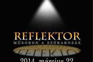 Reflektor 2014.
