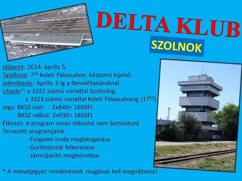 Delta Plakát