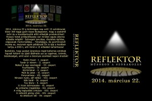 Reflektor DVD-borító