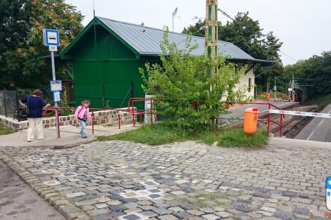 Széchenyi-hegy, Gyermekvasút felszállóhely