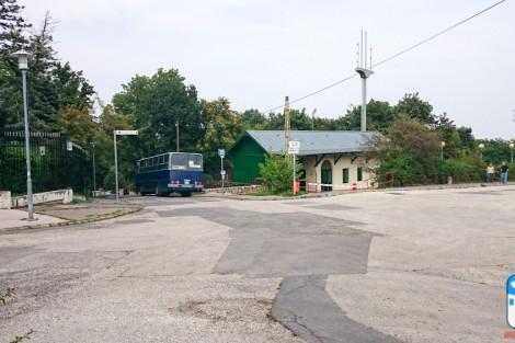Pótlóbusz a Széchenyi-hegyen