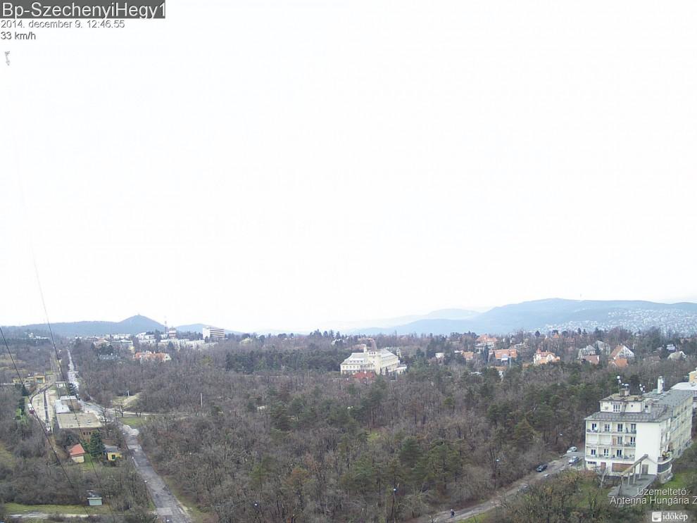 Webkamera Széchenyi-hegyen