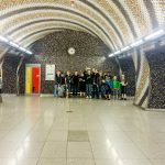 Berlini Parkvasutasok Budapesten 2015