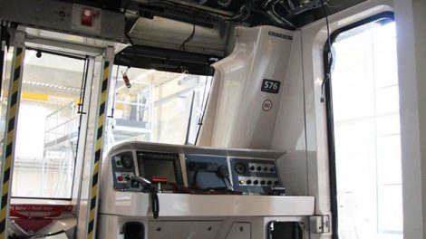M4-es metró vezetőfülke nélkül