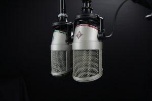Mikrofon - rádió
