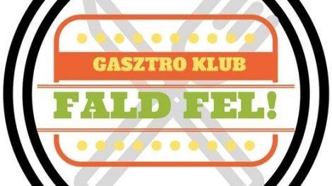 Gasztro klub Gyermekvasút 2016-2017.