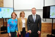 Heal Edina, Dávid Ilona, Csepke András fotó: MÁVcsoport
