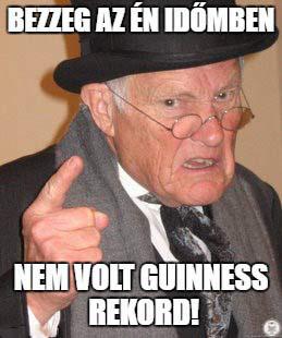 Szakmai MÉM - Guinness