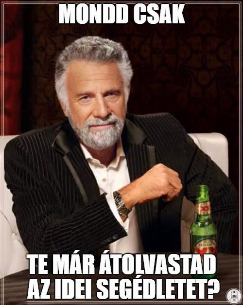 Szakmai MÉM - Elolvastad?