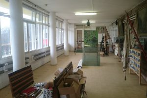 Gyermekvasút Múzeum - felújítás