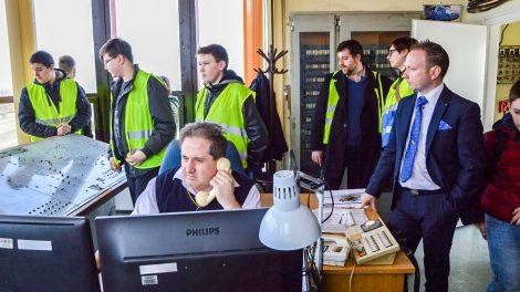 Egyfős személyzet még dolgozik a hatos őrhelyen