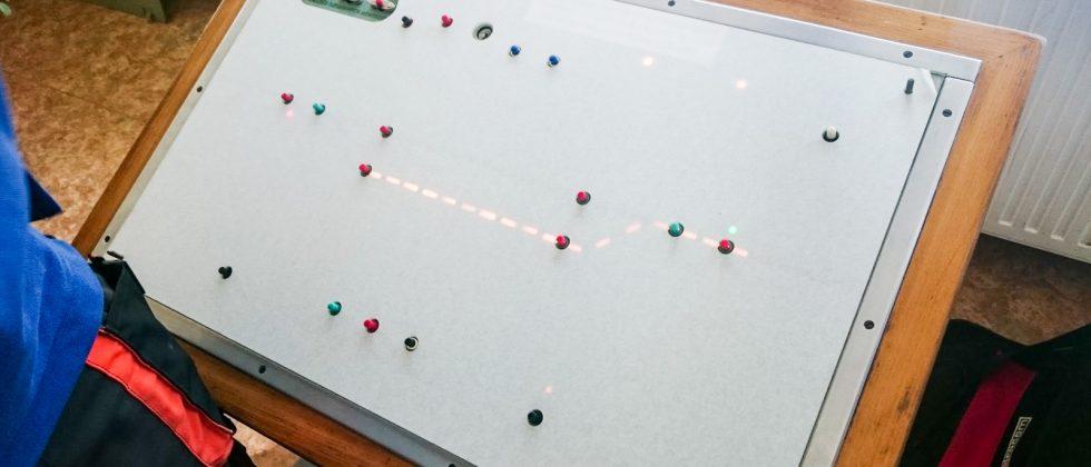 ELPULT Szépjuhásznén - A D55 átalakítása