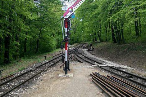 Az alakjelzők utolsó napja Hűvösvölgy állomáson Fotó: Jablonkay Gábor és Sajner Tamás