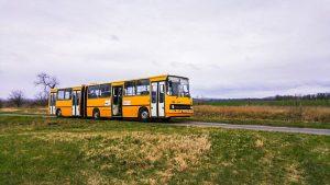 A különbuszunk (Fotó T. Gergő)