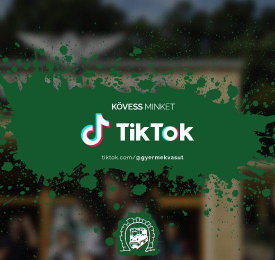 TikTok - Gyermekvasút, Budapest