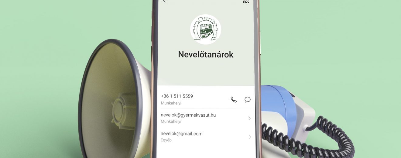 Nevelői telefonszám